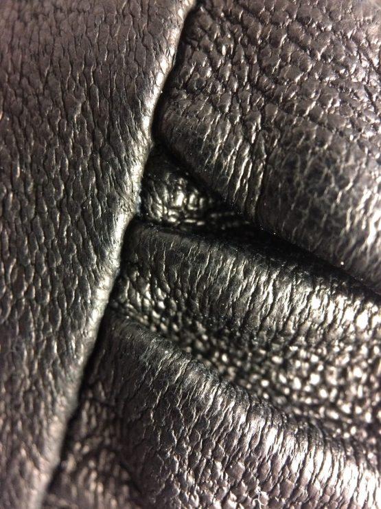 Kookai Leather Mini Skirt