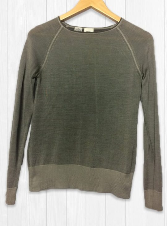 DKNY Silk Sweater
