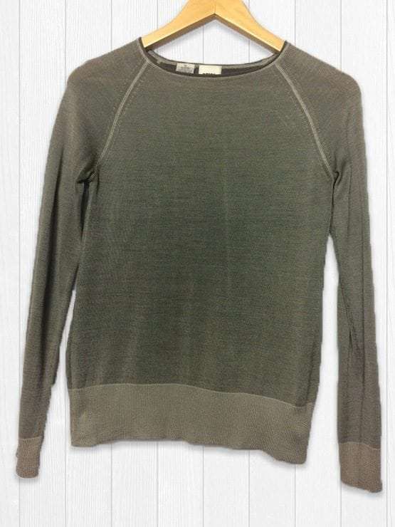 DKNY Silk Sweater