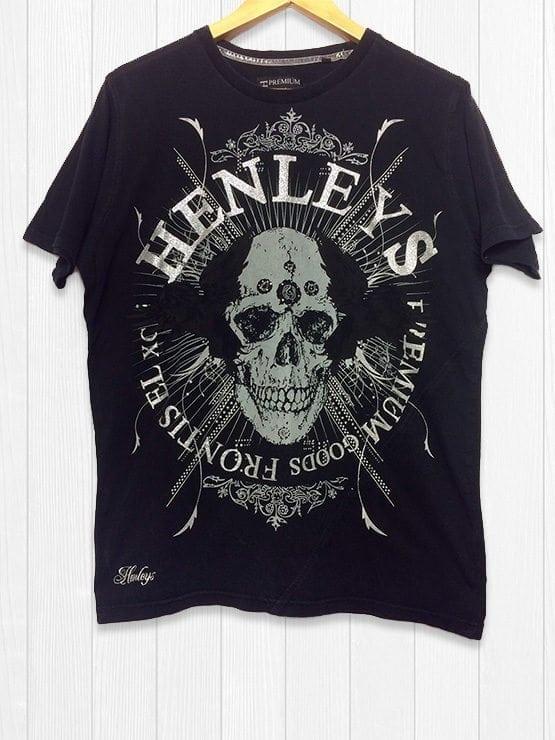 Henleys Skull T-shirt