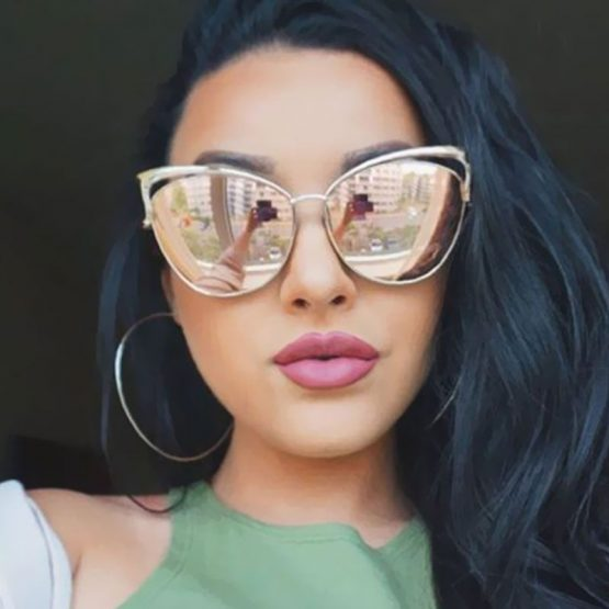 Cat Eye Luxury Sunglasses 2017