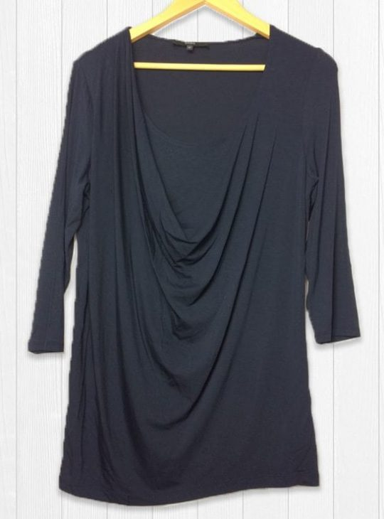 Saba Cowl Neck Tunic