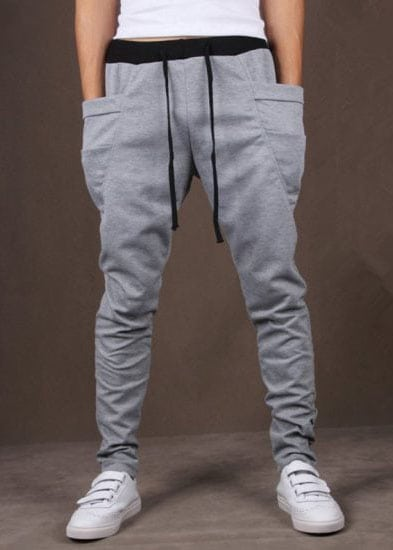 Men's Track Pants - Deep Pocket Style