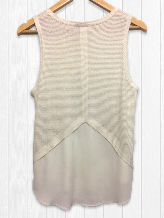 Witchery Sheer Back Singlet