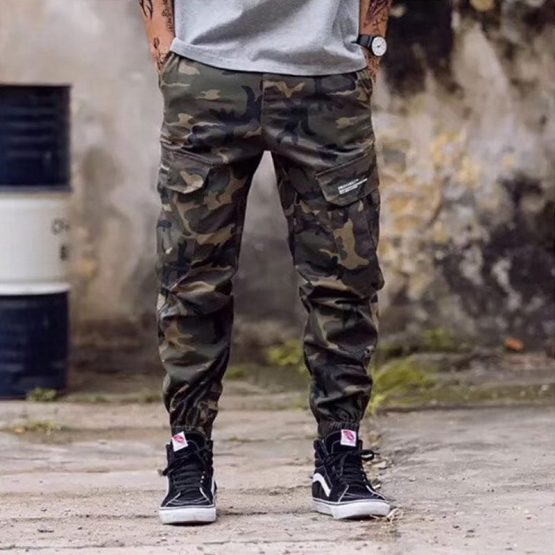 Men's Camo Pants