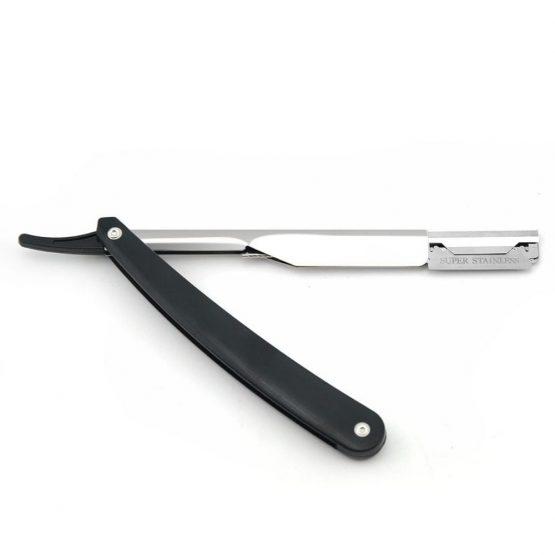 Straight Razor + Blades