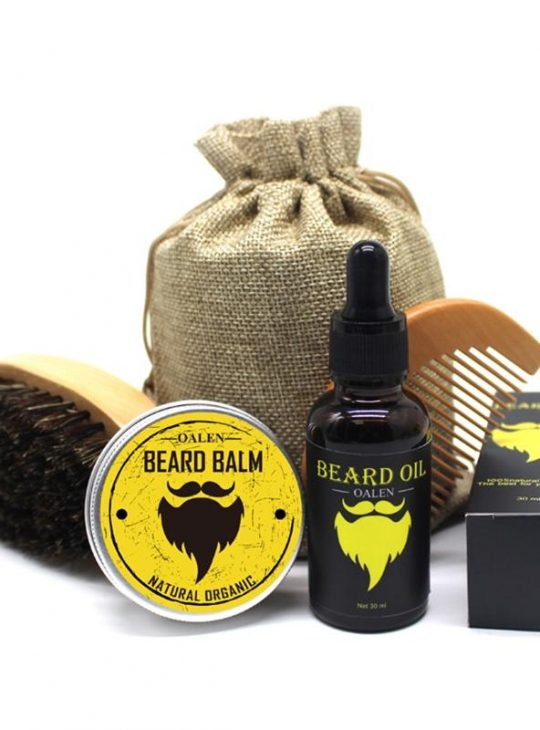 Beard Oil / Mustache Cream Kit
