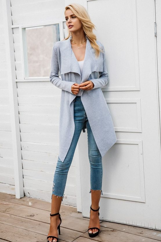 Soft Cardigan Coat