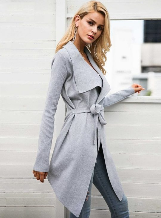Soft Cardigan Coat