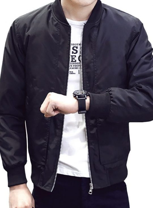 Bomber Jacket - Men's