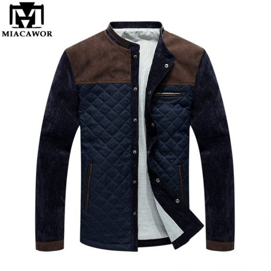 Baseball Style Jacket - Men's