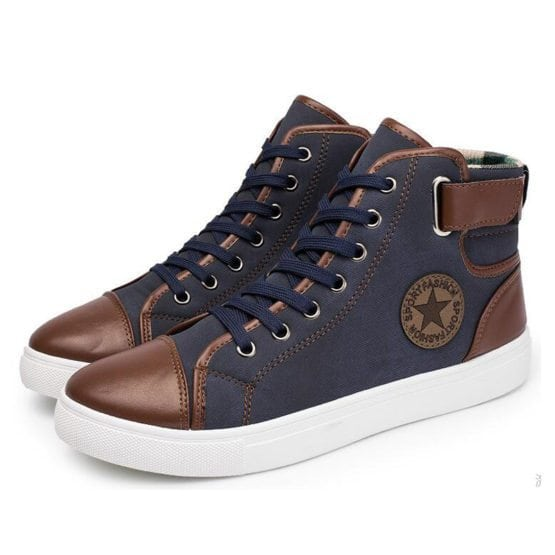 Men's Casual Hightop Shoes