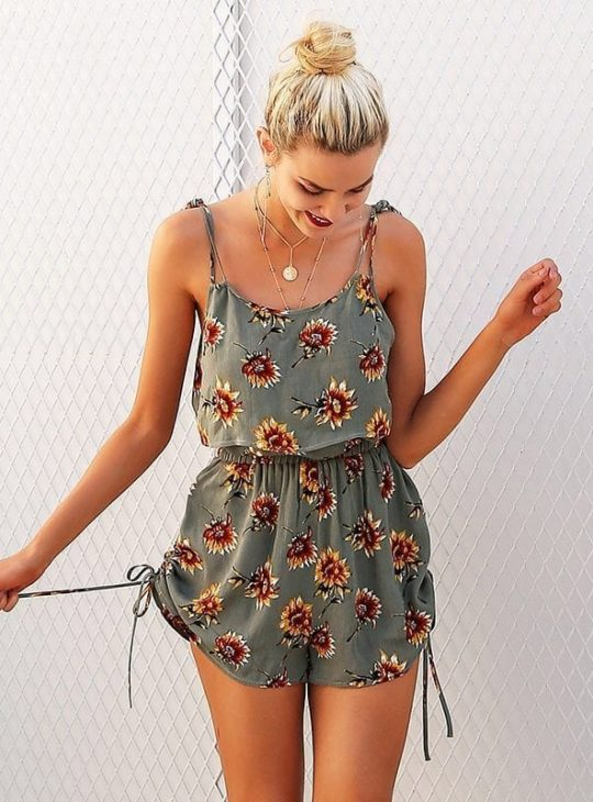Women's Playsuit