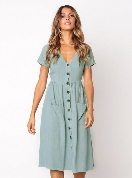 Women's Midi Sundress