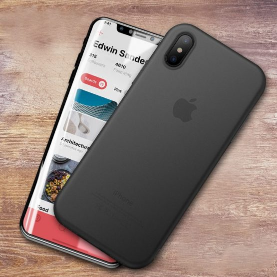 Ultra Thin iPhone Case XR / XS / 8 / 7 / 6