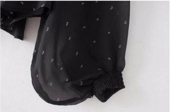 Women's Lantern Sleeve Blouse