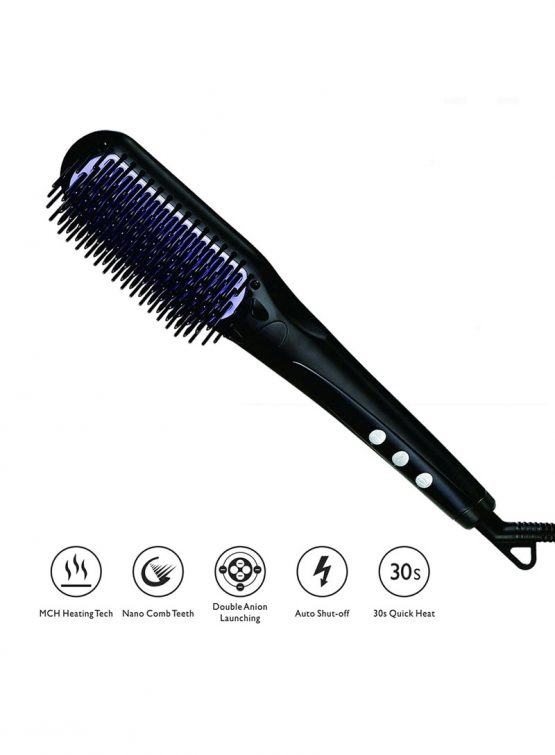 Deluxe Beard Straightening Brush
