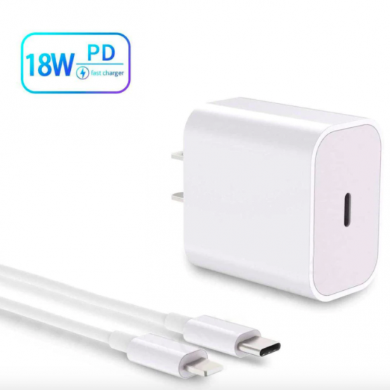 iPhone Fast Charger 18W