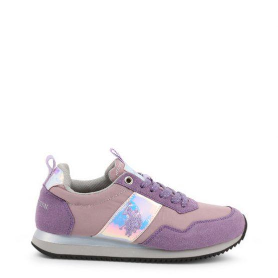 U.S. Polo Assn Purple Sneakers